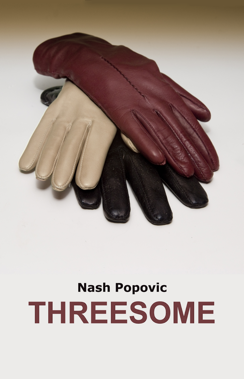 Threesome book cover